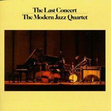 Modern Jazz CUARTETO - The Last Concierto Nuevo CD