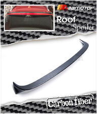 CARBON FIBER REAR TOP WINDOW ROOF SPOILER WING for 2009-2015 BMW E84 X1 Wagon