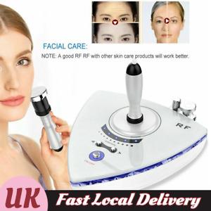 RF Radio Frequency Facial Machine Sixpolar Skin Body Tighten Lift Beauty Device