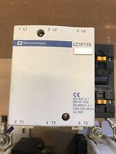Telemecanigue LC1 F 115 JEM AC3 1.0-0 200A Schütz