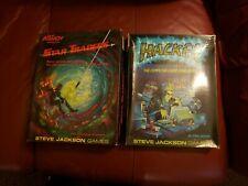 Steve Jackson Games Star Trader/ Hacker