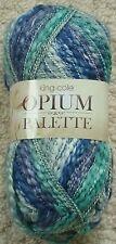 King Cole Opium Palette Fashion Yarn 1399 Mojito