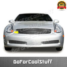 For Infiniti G35 Sedan 05-06 Upper Billet Grille Insert (W/O Logo Cut-Out)