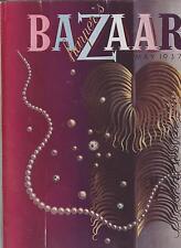 HARPERS BAZAAR May 1937 Cassandre The Coronation Man Ray Chanel