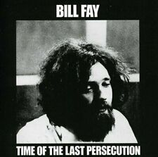 Bill Fay - Time of the Last Persecution ' Remastered (2008) [CD]