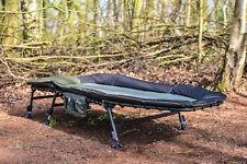 Carptrix Deluxe XL Bedchair with Fleece Pillow, Wide Boy, RRP £129.99