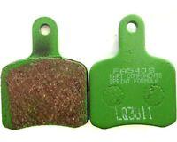EBC TonyKart / OTK 2004 - Current Brake Pads Green Soft FA540S UK KART STORE