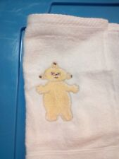 MACCA PACCA  FACE  CLOTH/LOVELY EMBROIDERED  IN THE NIGHT   GARDEN GIFTS/KIDS/