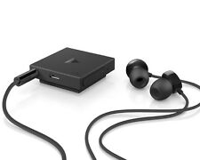 Genuine Nokia Bluetooth Headset BH-121 Stereo Handsfree for Smart Phones - Black