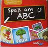 Mini Lernspiel, Spaß am ABC, Kartenspiel, Buchstaben-Lernspiel, noris Spiele