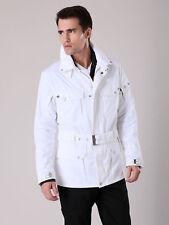 Ralph Lauren Black Label White Utility Cargo Jacket XL New $895