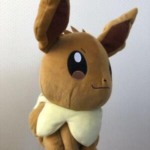 Eevee Plush Doll Pokemon Pocket Monster 50cm with Tag