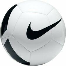 Nike Pitch Team Soccer Ball Size 3 Black White New Sc3166