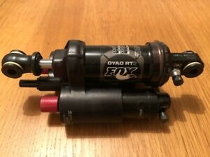 FOX REAR SHOCK CANNONDALE DYAD RT2