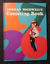 1977 NORMAN ROCKWELL'S Counting Book by Glorina Taborin HC FN- 5.5 Harmony
