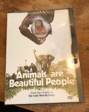 Animals Are Beautiful People (DVD, 2003) Warner Bros Snapcase OOP Rare New!