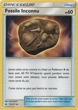 Pokemon - Fossile Inconnu X2 - Peu commune - SL6 - 116/131 - VF Français