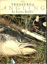 The Treasury of Angling by Larry Koller copyright 1963