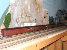 - PENN LINE HO TRAIN VTG STD PULLMAN COACH PASSENGER 4 CAR SET METAL CARRIAGES
