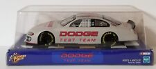 2001 Winner's Circle Dodge Test Team NASCAR Dodge Intrepid 1:24 Scale Grey