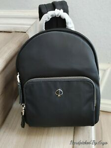 NWT Kate Spade Karissa  Taylor Small Backpack in Black