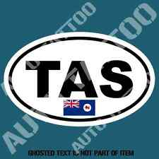 TASMANIA TAS CODE DECAL STICKER CAR TRUCK RALLY EURO STYLE DECLS STICKERS