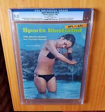 Sports Illustrated 1968 Swimsuit CGC Graded 9.0 Highest Grade on the Planet!!!