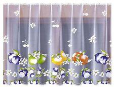 Very Nice  Net Curtain Fruits 300x150cm Window Decoration