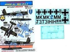 KORA Decals 1/72 ARADO Ar-196A-2/A-3 German Battleship BISMARCK