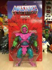 SKELETOR Masters of the universe JUMBO Test Color Giant MATTEL Giant