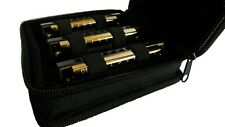 Harmonica Boxed set of 3 - Bluesman Vintage Gold Edition - ideal gift