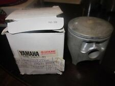 Yamaha MX 250 piston new 509 11637 01