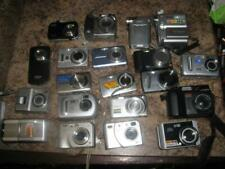 Lot of 20 Digital Cameras & Camcorders (Nikon Canon Kodak Olympus Casio Mitsuba)