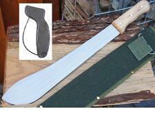 Machete Kukri Bolo Buschmesser Arbeits Messer Survival Camping+Schärfer MFH