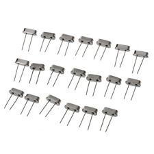 20pcs 16MHz Cristal Oscillateurs HC49S HC-49S Quartz Profil Bas pi rc Pour Ardui