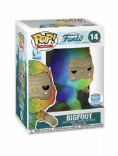"Funko Pop! Myths: Bigfoot ""Rainbow"" Funko Shop LE Exclusive"