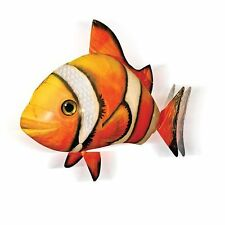 Air Swimmers Remote Control Flying Clownfish Toy Kids Helium Balloon Fish Wow