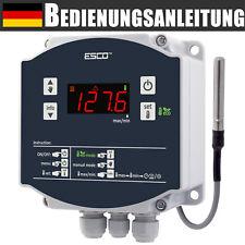 TEMPERATURREGLER Thermoregler Thermostat TEMPERATURSCHALTER fühler 230V 12V 24V