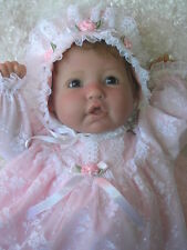 Pink & Lace For 18 Inch Reborn Preemie Dolls