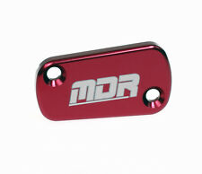 MDR Rear Brake Reservoir Cover RM 125 250 04-08 RMZ 250 04-ON RMZ 450 05-ON Red