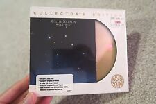 NEW SEALED RARE WILLIE NELSON STARDUST SONY 24 KARAT GOLD CD Collector's Edition