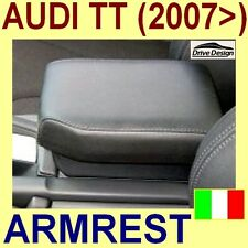 AUDI TT (2007>) - armrest with large storage - High QUALITY - made in Italy
