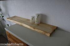 Muro Board Acero Legno Massiccio Board scaffale Steckboard scaffale Brett Brett spigolo albero!!!