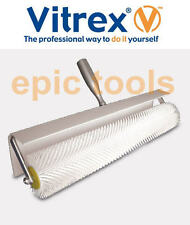 VITREX 500mm Spiked Aeration Latex Flooring Self Levelling Screed Roller, SPR500