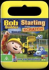 Bob The Builder - Starting From Scratch (DVD, 2011)