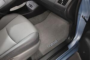Toyota Prius Plug In 2012 - 2015 Gray Carpet Floor Mats - OEM NEW!