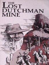 LOST DUTCHMAN GOLD MINE - 1973 Treasure Hunter Documentary Movie / Arizona