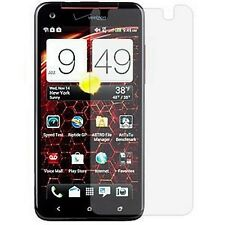 6 Pcs HD Clear LCD Screen Protector Guard Film For HTC Droid DNA