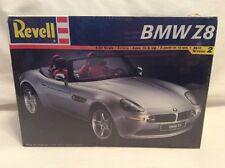 Revell - Monogram BMW Z8 Sports Car Model Kit 85-2332 Sealed! 1/24 Scale! #255