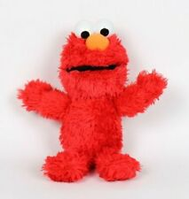 "2007 Fisher-Price Elmo Chatters Plush Talking Shake It Up Doll 10"""
